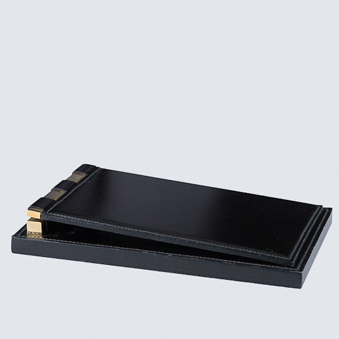 cuir bloc-notes Dupre-Lafon