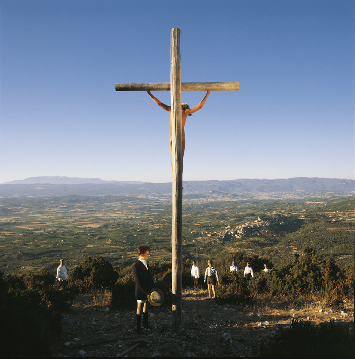 bernard faucon la crucifixion
