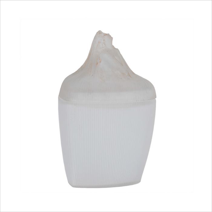 Pot femme verre Lalique