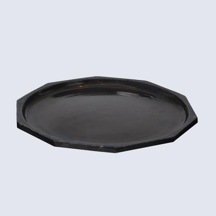 Plat ceramique Bonifas