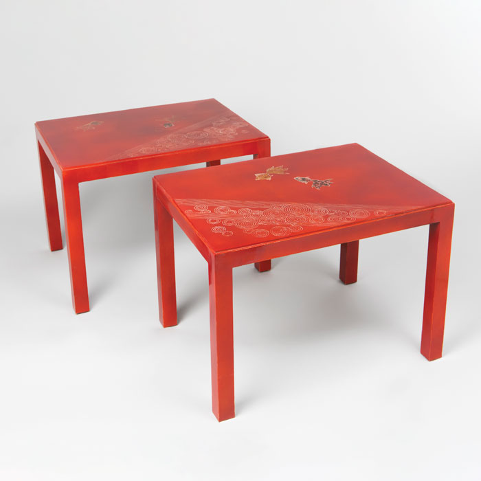 jean dunand tables