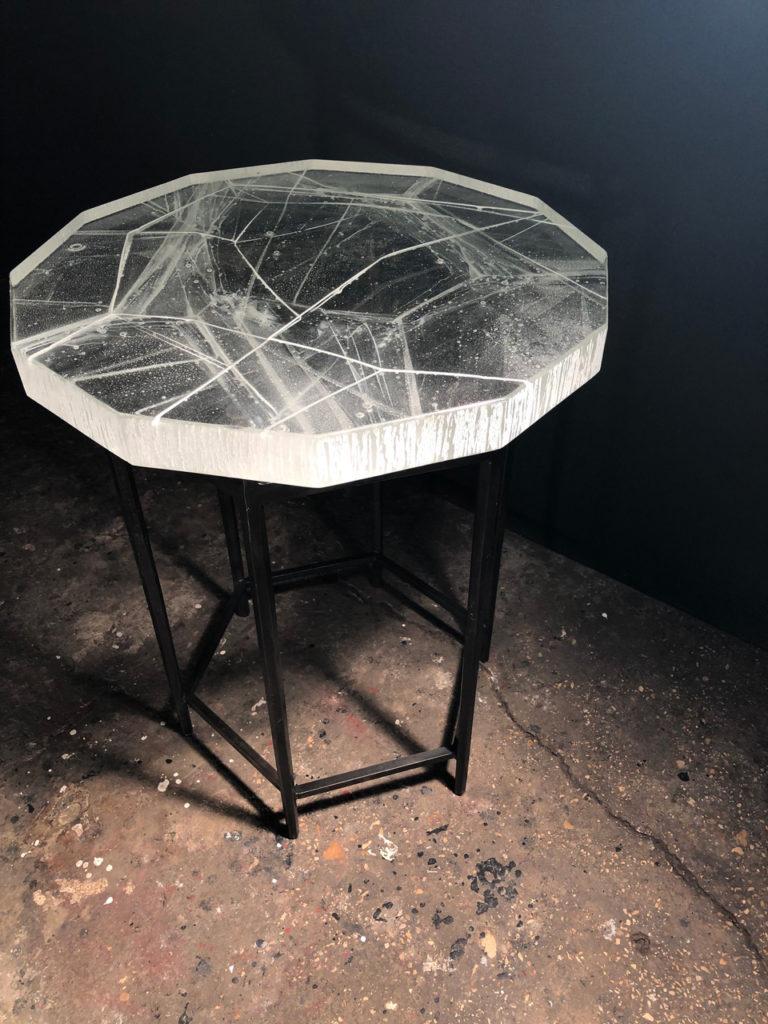 Table cristal Kiko Lopez