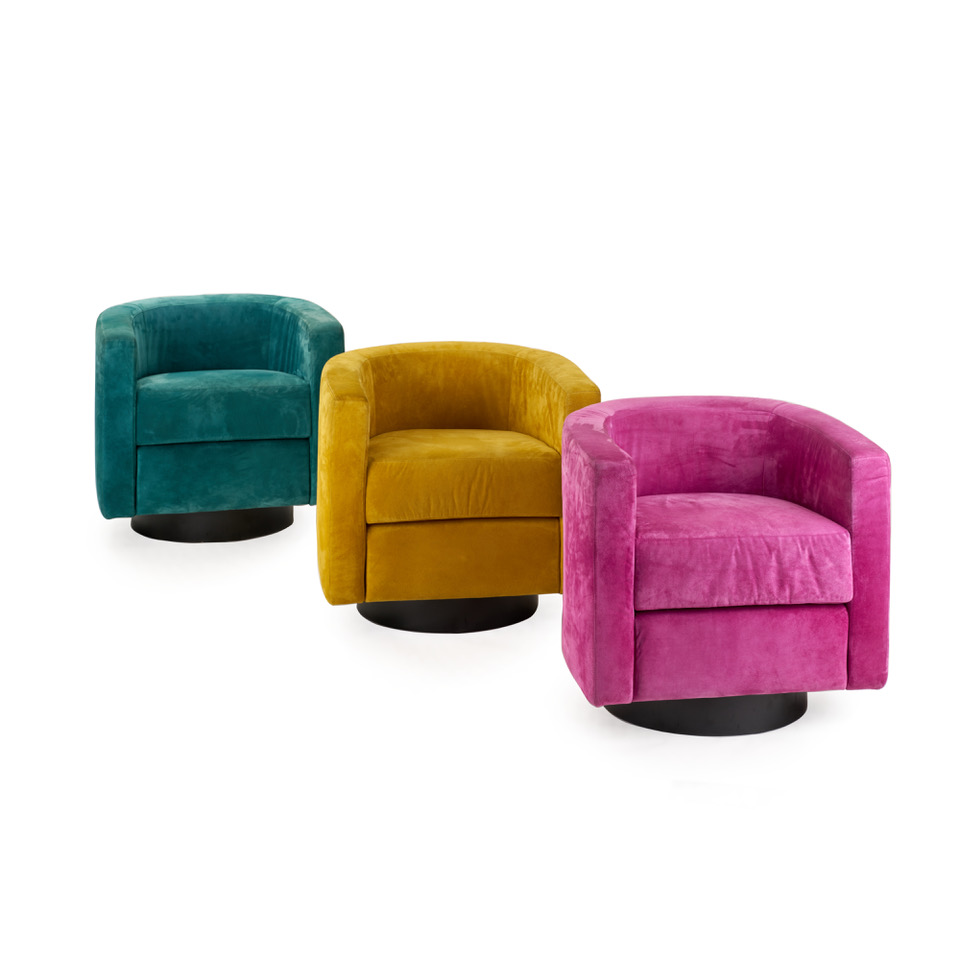 Fauteuil Rizzo couleur
