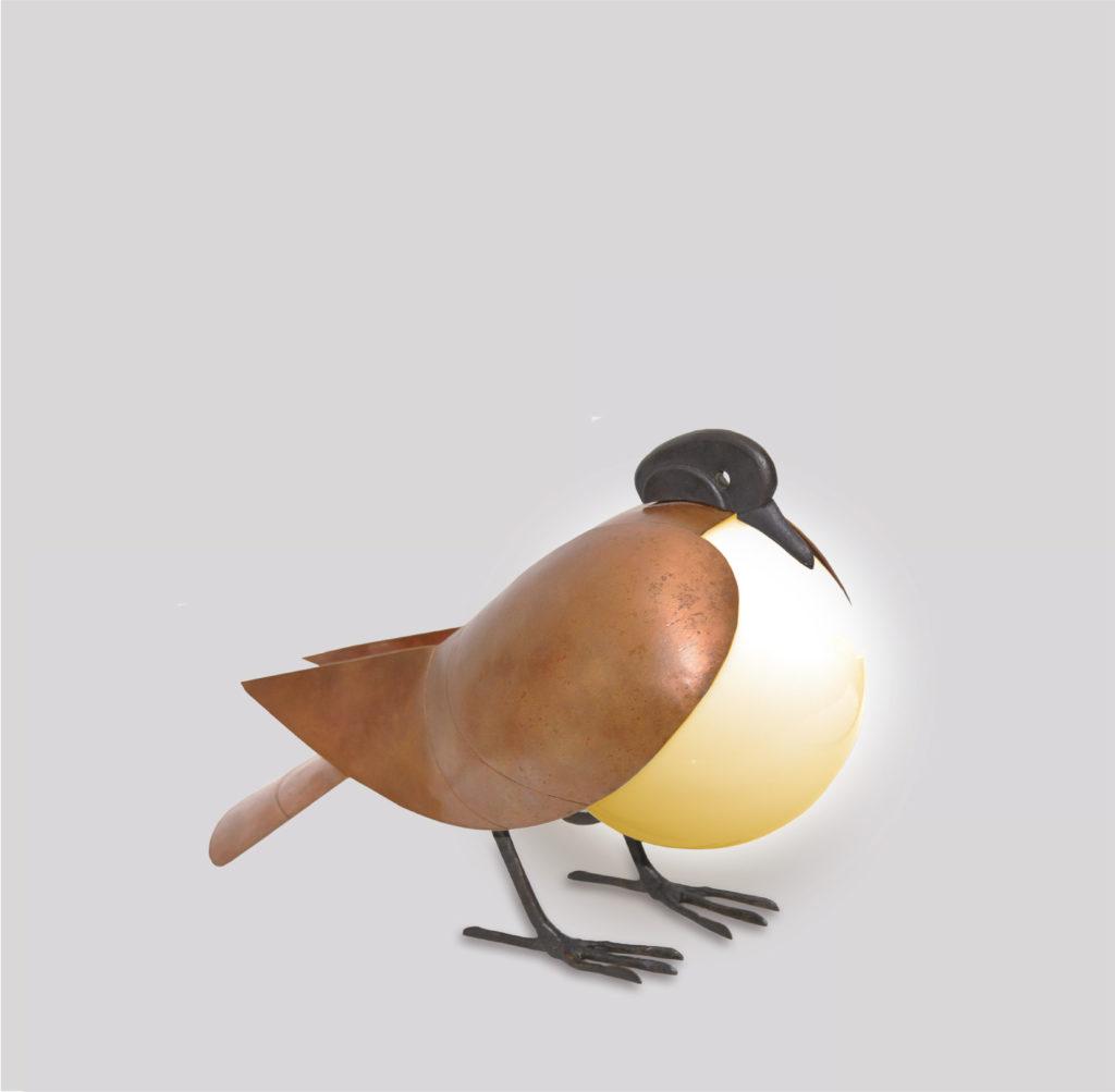 Lampe Pigeon Lalanne