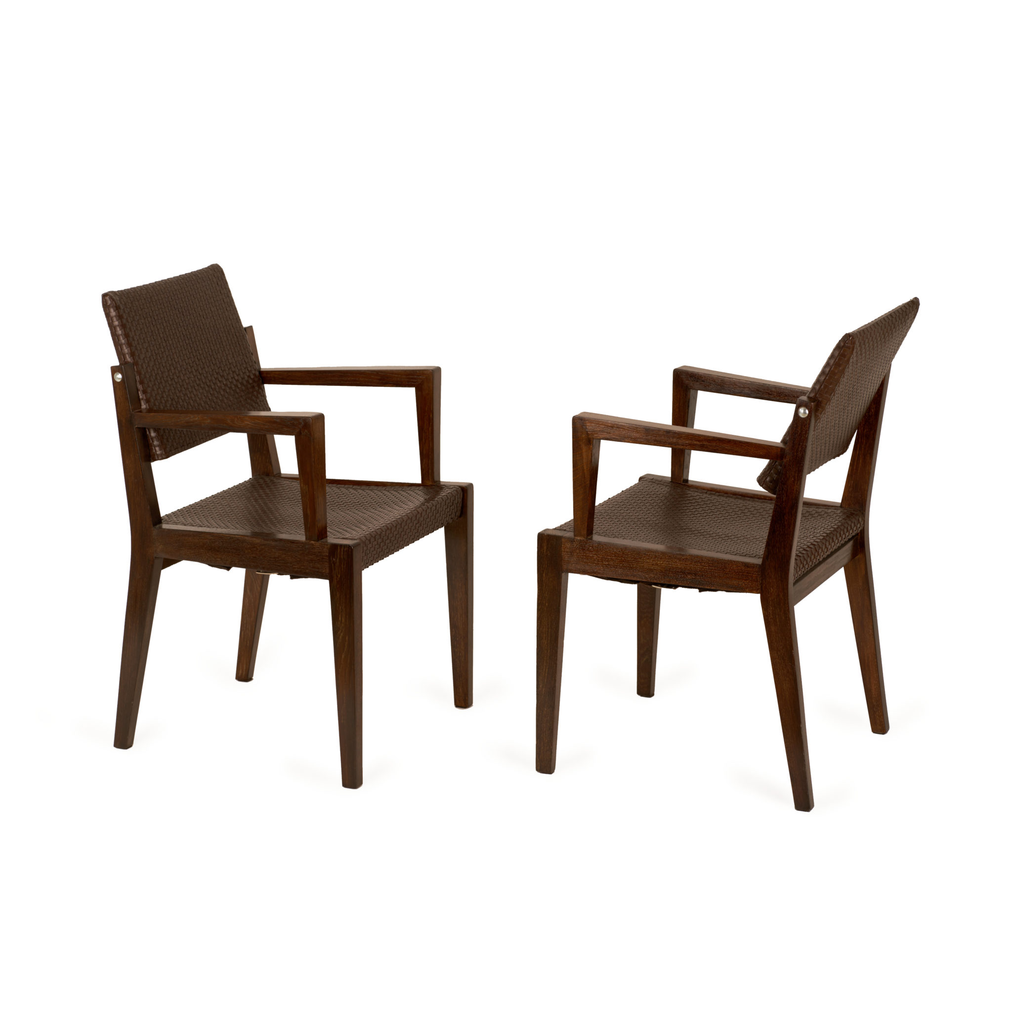 Chairs Adnet 1939