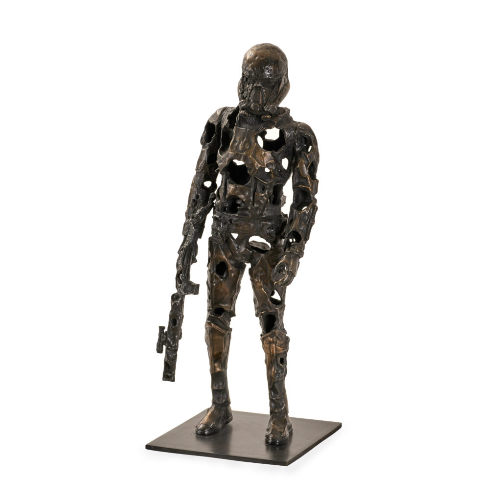 Unburied Trooper