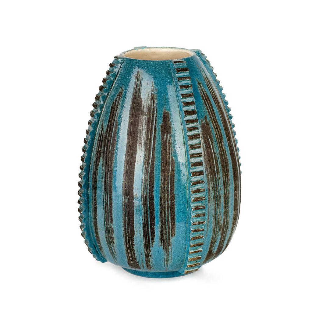 Ceramique Vase 1930 Besnard