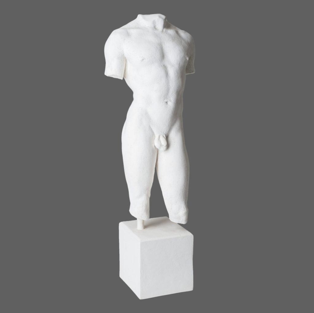 Sculpture Homme Janniot