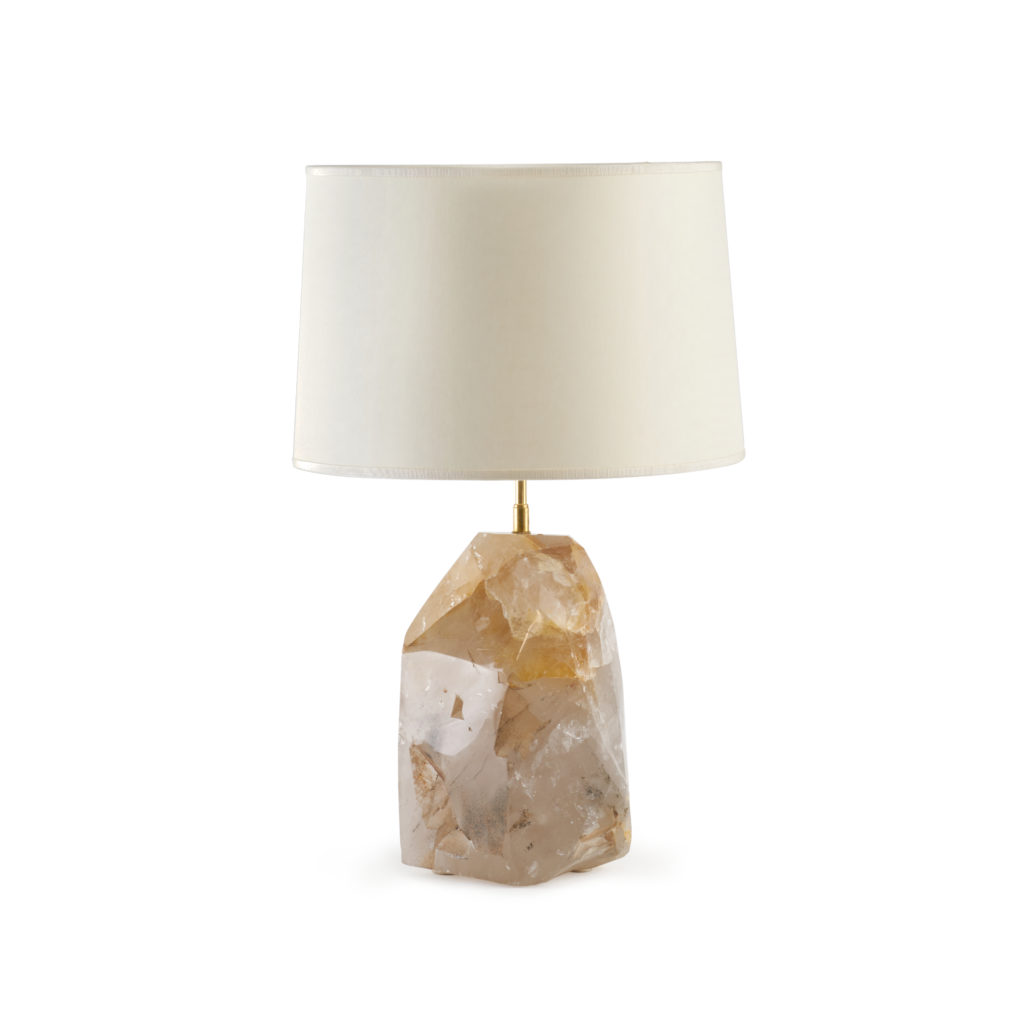 Lampe Maison Jansen cristal