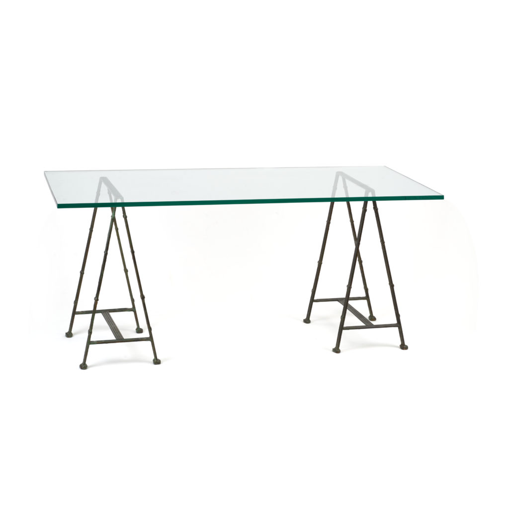 table trétaux Giacometti
